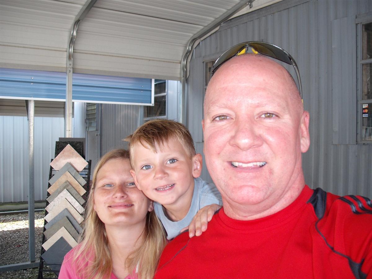 Benjamin, Samantha, and Me